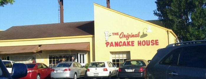 The Original Pancake House is one of Lieux sauvegardés par Angela.