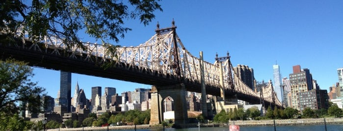 Queensbridge Park is one of Astoria.