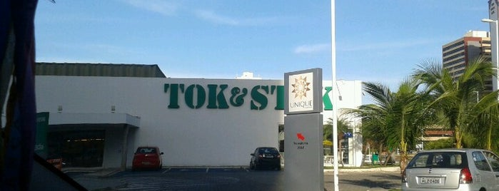 Tok & Stok is one of BOM LUGAR.