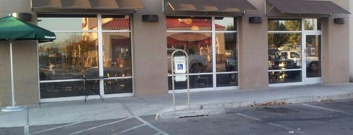 Starbucks is one of Estevan's Saved Places.