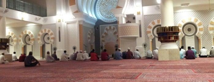 Orte, die Ahmad gefallen
