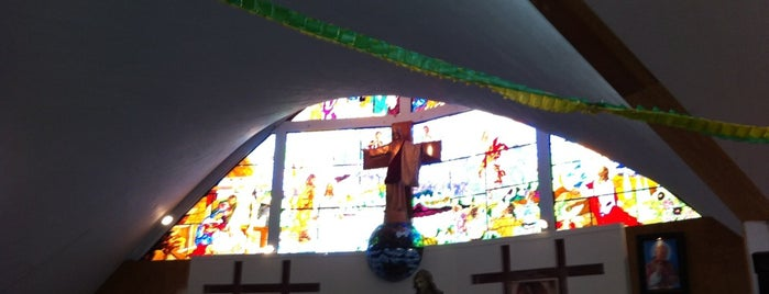 Iglesia Cristo Rey is one of Posti che sono piaciuti a Daniel.