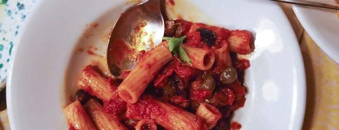 trattoria da Salvatore is one of slow cooking..