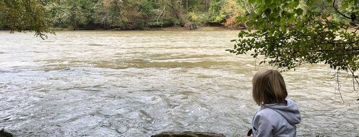 Chattahoochee River is one of Lugares guardados de Aubrey Ramon.