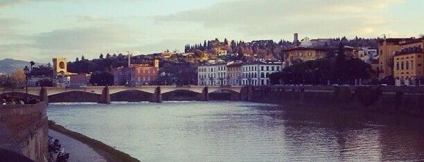 Lungarno Torrigiani is one of Florence Italy.
