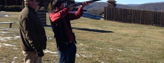 The Homestead Gun Club is one of Up Coming Skiresort.