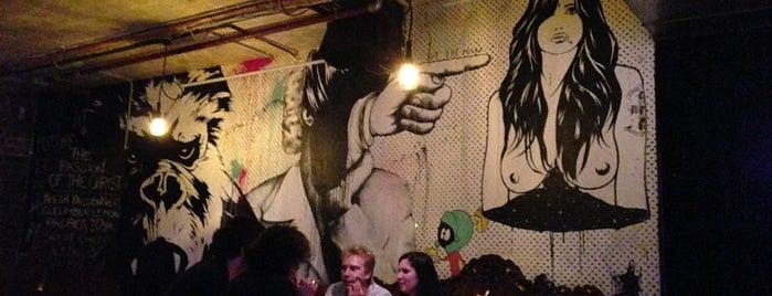 Pocket Bar is one of Cin's Play & Dine- Sydney.