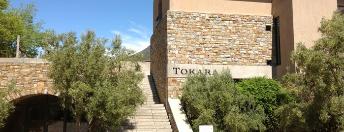 Tokara Restaurant is one of South Africa.