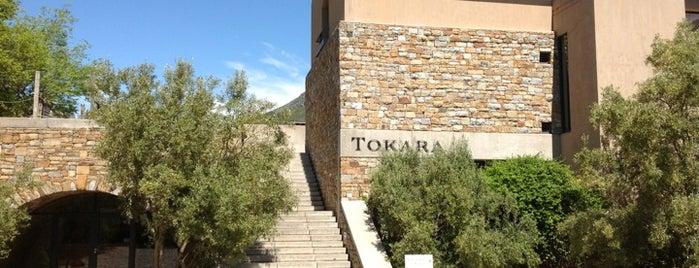 Tokara Restaurant is one of South Africa.