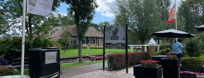Geythorn is one of Giethoorn.