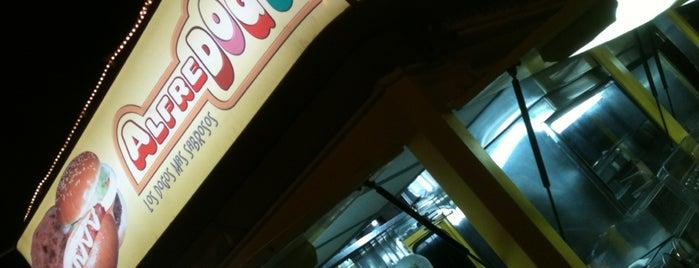 AlfreDog's is one of Tempat yang Disukai Jorge.
