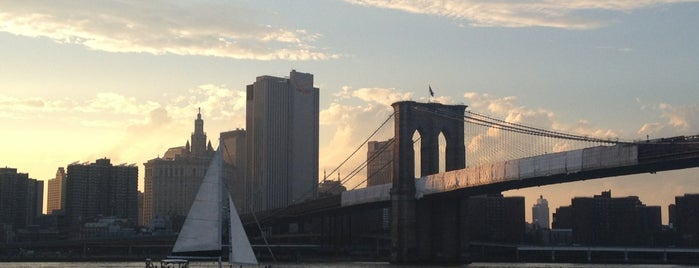 Brooklyn Bridge Park is one of NY.
