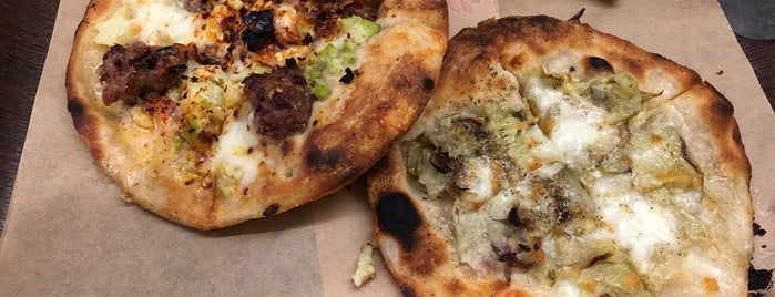 Trieste is one of Patas & Pizza.