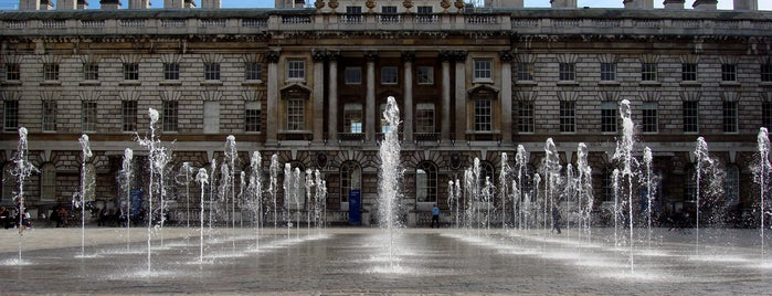 Somerset House is one of London.