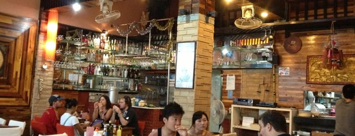 Cosmic Restaurant is one of Posti che sono piaciuti a E.