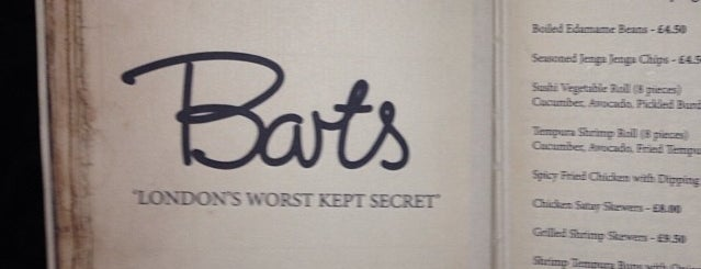 Barts is one of London.
