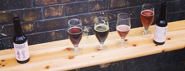 Anspach & Hobday is one of Craft Beer London.