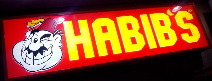 Habib's is one of Rangos.