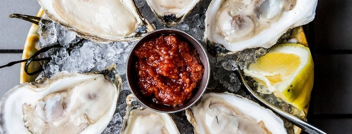 Eventide Oyster Co. is one of The 10 Most Healthyish Restaurants in America.
