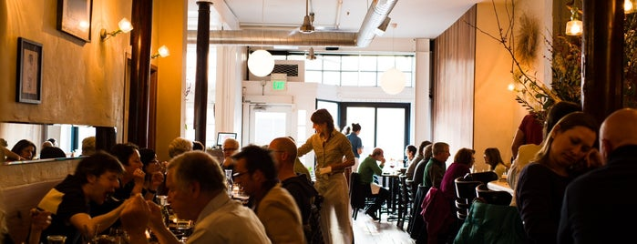 Bar Tartine is one of Bon Appétit City Guide to San Francisco.