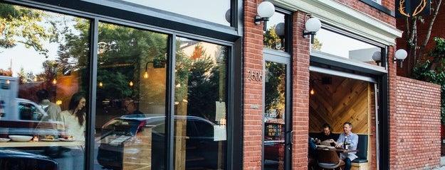 The Antler Room is one of Best New Restaurants in America 2017.