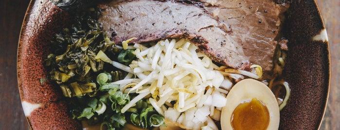 Kemuri Tatsu-ya is one of Best New Restaurants in America 2017.