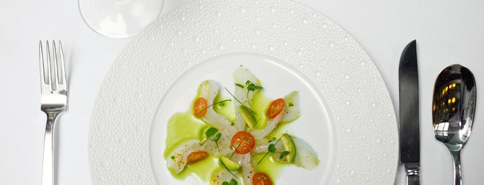 Le Bernardin is one of Bon Appétit City Guide to New York.