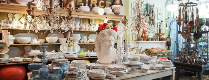 John Derian Company Inc. is one of Bon Appétit City Guide to New York.