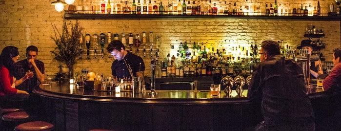 The Walker Inn is one of The World's 50 Best Bars.