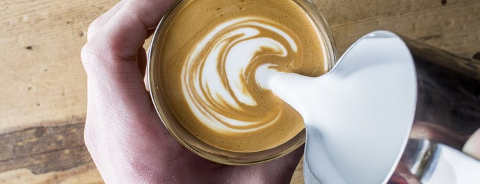 Ipsento Coffee House is one of Bon Appétit City Guide to Chicago.