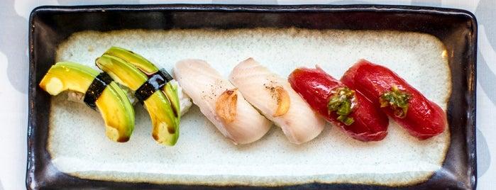 Himitsu is one of Best New Restaurants in America 2017.