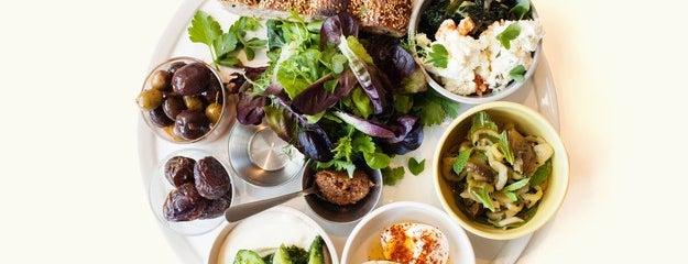 Kismet is one of Best New Restaurants in America 2017.