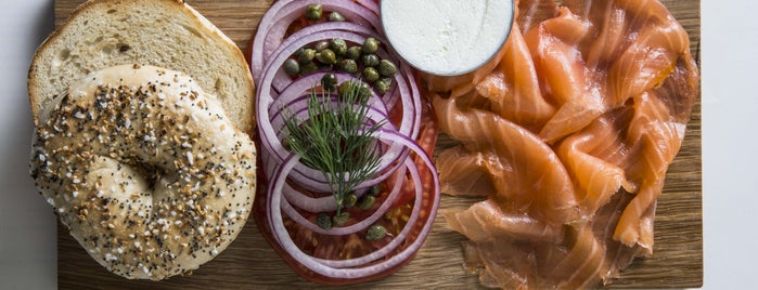 Russ & Daughters is one of Bon Appétit City Guide to New York.
