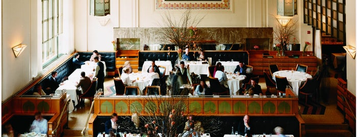 Eleven Madison Park is one of The World's 50 Best Restaurants.