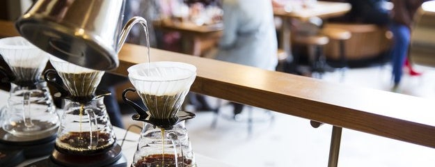 Sightglass Coffee is one of Bon Appétit City Guide to San Francisco.