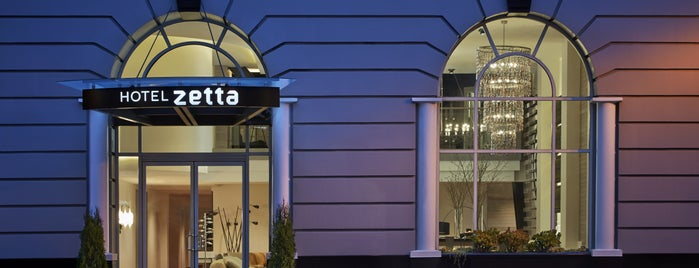 Hotel Zetta San Francisco is one of Bon Appétit City Guide to San Francisco.
