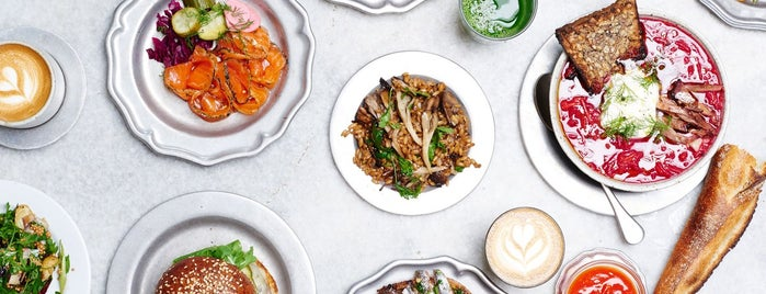 The 10 Most Healthyish Restaurants in America
