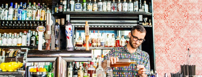 Scofflaw is one of Bon Appétit City Guide to Chicago.