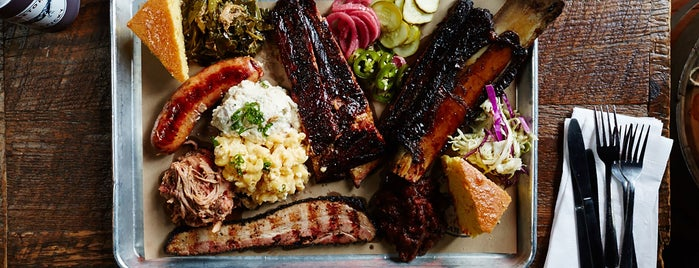 Hometown Bar-B-Que is one of Bon Appétit City Guide to New York.