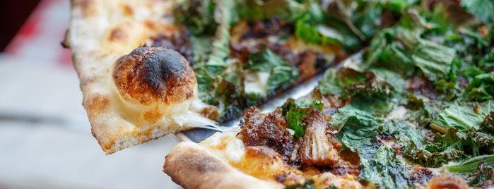 Pizza Jerk is one of Portland.
