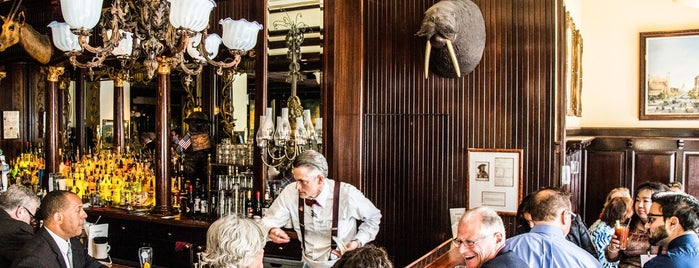 Old Ebbitt Grill is one of Bon Appetit City Guide to D.C..