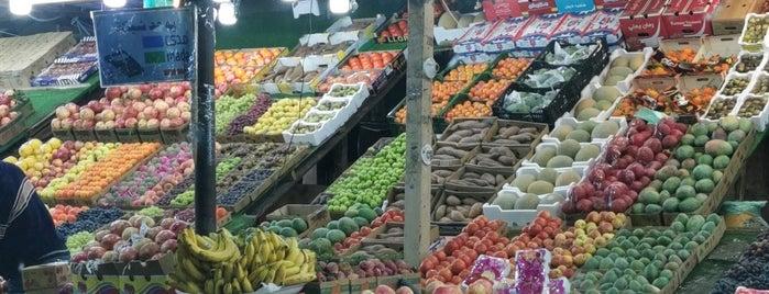Seasonal Fruit market Taif is one of Taief.