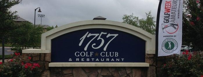 1757 Golf Club is one of Vinhlhq2015'in Beğendiği Mekanlar.