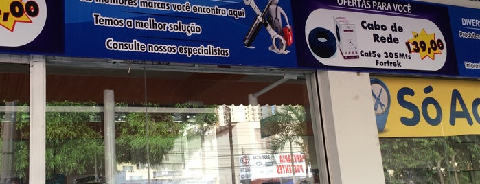 Drogaria Santa Marta is one of Samsung Pay Goiânia.