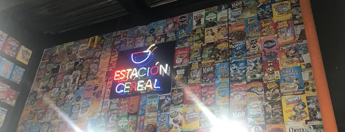 Estación Cereal is one of Lugares DF.