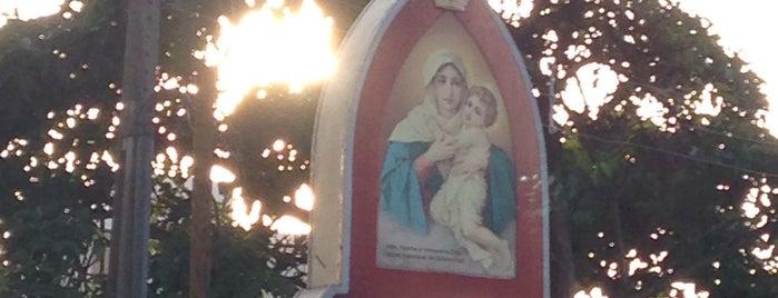 Santuário de Schoenstatt Vila Mariana is one of Locais curtidos por Carolina.