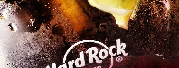 Hard Rock Cafe is one of Москоу.