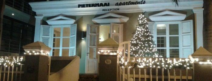 Pietermaai Boutique Hotel is one of Curaçao.