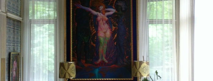 Ernst Fuchs Museum is one of Vienna.