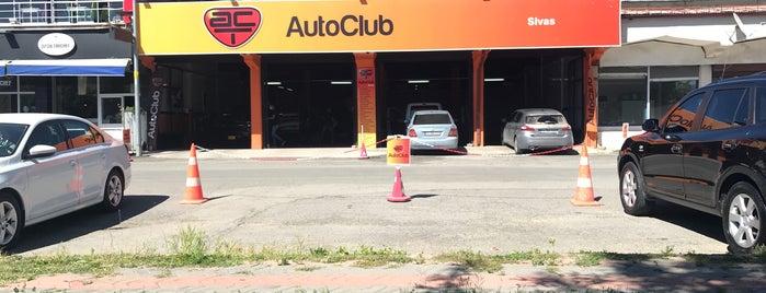 Autoclub Sivas is one of Lieux qui ont plu à Atakan.